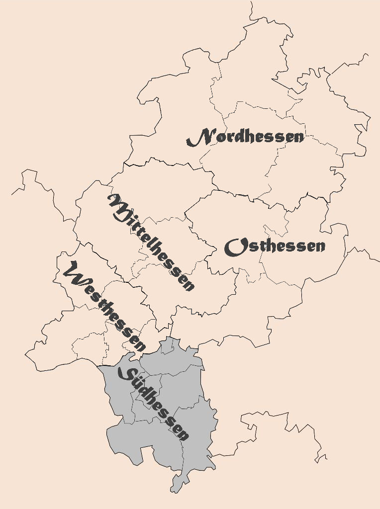 Süd Hessen