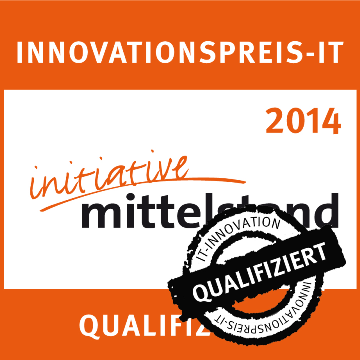 INNOVATIONSPREIS IT 2014 Qualifiziert